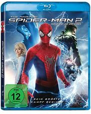 THE AMAZING SPIDER-MAN 2: RISE OF ELECTRO (Blu-ray Disc) NEU+OVP im Schuber!