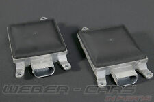 Set 2x Audi Q7 4L A8 4H Spurwechsel Assistent Lane Change 4L0910566C 4L0910568C