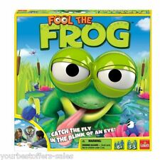 Frog Toys Board Game Goggles Family Games Creativity For Kids Indoor Games New