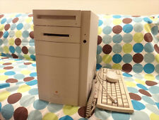 Apple Macintosh Quadra 840av Vintage Mac 68040 Beige Tower RARE