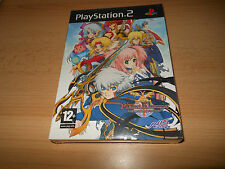 Sony Playstation 2 PS2 jeu mana khemia alchimistes of al-revis new premium édition