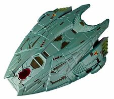 Eaglemoss Diecast STAR TREK ST0071 KLINGON TRANSPORT SHIP GOROTH w/MAGAZINE #71