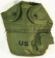 (2) NEW / UNISSUED US Military 1 Qt Quart LC-2 Canteen Covers / Cover Pouch