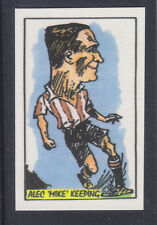 Richards Collection - Soccer Stars of Yesteryear 1998 # 98 Keeping - Southampton