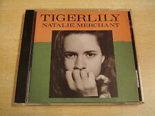 CD / NATALIE MERCHANT - TIGERLILY
