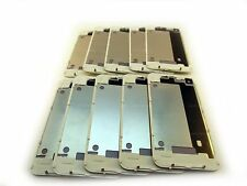 LOT 10x NEW WHITE iPHONE 4 4G GSM A1332 BACK GLASS REAR DOOR BATTERY COVER OEM