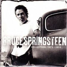 Collection: 1973 2012 - Bruce Springsteen CD Sealed New  2013