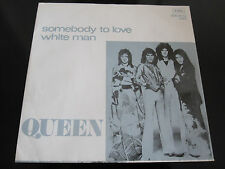 "QUEEN  :  SOMEBODY TO LOVE 1977 TURKISH 7"" SINGLE VINYL RECORD TURKEY NEAR MINT"