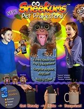 SNEEKUMS Pet Pranksters SNITCH - NEW EDITION -  JUST RELEASED - IN STOCK