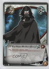 2006 Booster Pack Base Unlimited #N014 The Demon Brothers Gouzu Gaming Card 1j6