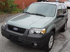Ford : Escape HYBRID AWD 4WD! 1-OWNER! CLEAN CARFAX! NEW TIRES!