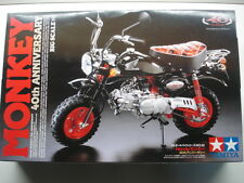Tamiya 1/6 Big Scale Honda Monkey 40th Anniversary Model Kit - New # 16032**5800