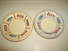 2 HONITON  SMALL ROUND DISHES