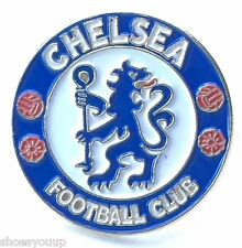 Chelsea F.C. Football Club Enamel Lapel Pin Badge Official Merchandise