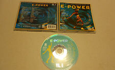 CD The Beautiful Experience of E-Power Vol. 2 1994 12.Tracks Gamma Loop ...