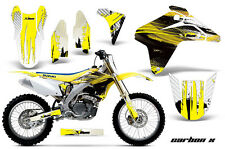 Suzuki RMZ 450 Graphics Kit AMR Racing Bike Decal RMZ450 Sticker Part 05-06 CBNX