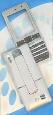 New!! Silver Housing / Fascia / Cover / Case for Sony Ericsson K770 / K770i