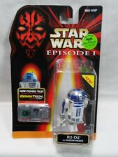 Hasbro Star Wars Episode 1 R2-D2 with Booster Rockets CommTech Chip