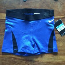 Ladies Nike Pro Compression Shorts Size Small
