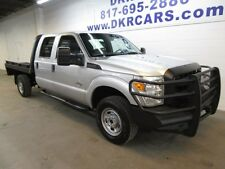 Ford: F-250 4x4 Flatbed