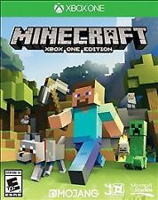 Minecraft: Xbox One Edition - Microsoft Xbox One Game - Complete