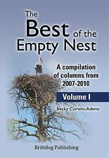 The Best of the Empty Nest Book By Becky Corwin Adams AUTOGRAPHED BY AUTHOR