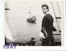 Steve Reeves sexy hunk VINTAGE Photo Morgan The Pirate