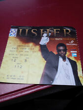 Usher ticket, Wembley Arena, London, June 2004