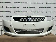 SUZUKI SWIFT 2010 - 2014 FRONT BUMPER IN WHITE COMPLETE [J12]