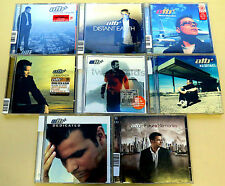 8 CD SAMMLUNG - ATB - TWO WORLDS DISTANT EARTH TRILOGY DEDICATED ADDICTED FUTURE