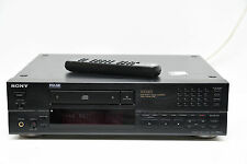### Sony CDP-X333ES Highend CD Player + FB + RECHNUNG ###