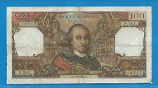 100 FRANCS CORNEILLE du 5-10-1967  P.263