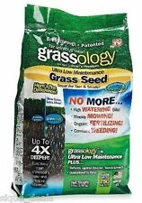 3 POUND Grassology Grass Seed Bag Low Maintenance Lawn Yard Home Garden 3lb NEW