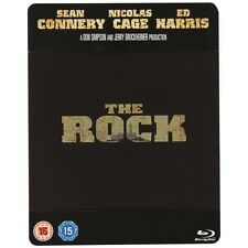 The Rock Limited Edition SteelBook Blu-ray Brand New