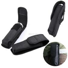 Newest Nylon Holster Holder Belt Pouch Case Bag for Cree LED Flashlight Torch
