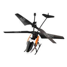 Hélicoptère Télécommande 2 Canaux Gyrscope IR RC Jouet Enfant Orange
