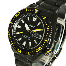 SEIKO SUPERIOR PRO DIVERS AUTOMATIC ION BLACK SRP499K1 SRP499