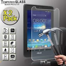 2 Pack Tempered Glass Screen Protector for ASUS Fonepad 7 LTE ME372CL ME7230CL