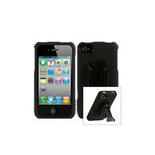 New Verizon AT&T Apple iPhone 4, 4S Snap-on Flex Case w/ Kickstand by Body Glove