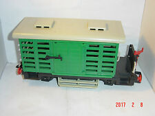 Playmobil 4101 western Train vintage Cattle Box Car LGB G Scale Gauge IIm