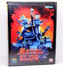 METAL SLUG 2  NEO GEO SNK MVS  soft box