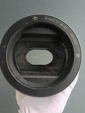Anamorphic LOMO Lens 35-NAP2-3M 80-140mm MOVIE PROJECTOR LENS