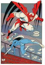 Hawk & Dove: Ghosts & Demons-ExLibrary