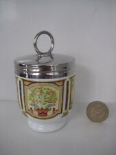 RARE VINTAGE ROYAL WORCESTER EGG CODDLER  VERSAILLES.......................small