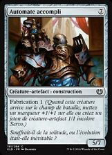 MTG Magic KLD - (x4) Accomplished Automaton/Automate accompli, French/VF