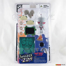 Invader Zim Hot Topic exclusive Duty Mode Gir action figure by Palisades Toys