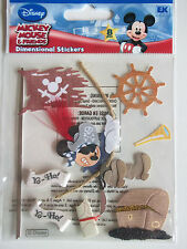 Jolee's boutique disney stickers-pirate mickey mouse