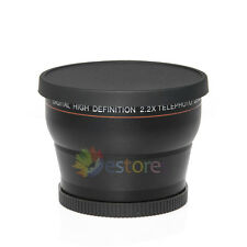 67MM 2.2X Tele Telephoto Converter Lens For Canon 18-135 70-200 mm f/4L USM
