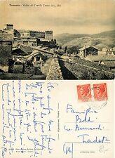 Sermoneta Veduta del Castello Caetani anno 1955 (R-L 052)