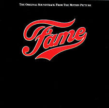 Fame - Original Soundtrack (CD, Polydor) I Sing The Body Electric, Red Light